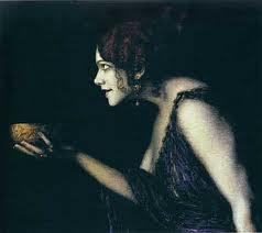 Helen et la Circé de Cortázar dans Interventions de l'auteur Circe-copa-en-la-mano