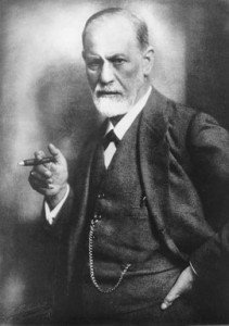 Le fil rouge : de Freud au roman policier dans Interventions de l'auteur sigmund-freud-med-211x300